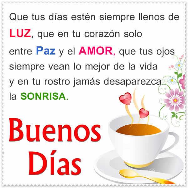 Imágenes De Buenos Días Amor Información Imágenes