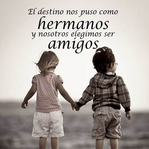 Amor De Hermanos Frases 91394 Usbdata