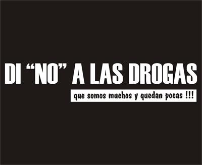 85 Imágenes Y Graffitis Con Frases Contra Las Drogas