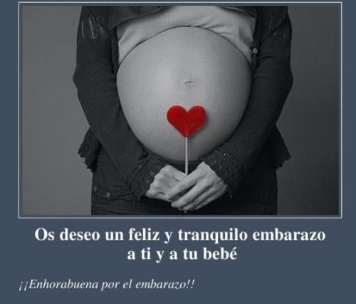 Imágenes De Embarazadas Con Frases Hermosas Información
