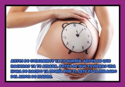 Citas para mujeres embarazadas