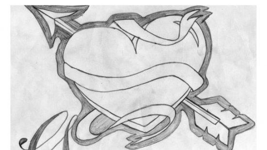 Imagenes De Dibujos A Lapiz De Amor 4 550309 Información Imágenes
