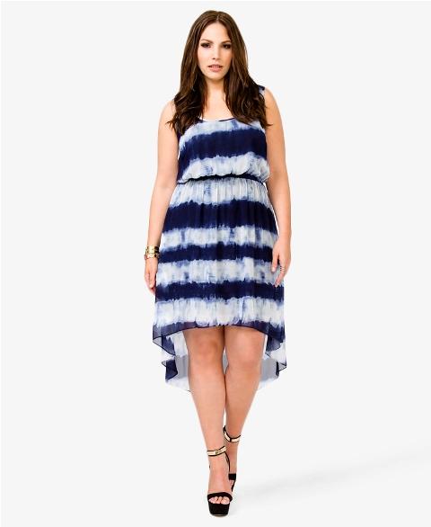 Imagenes de vestidos cortos casuales para gorditas