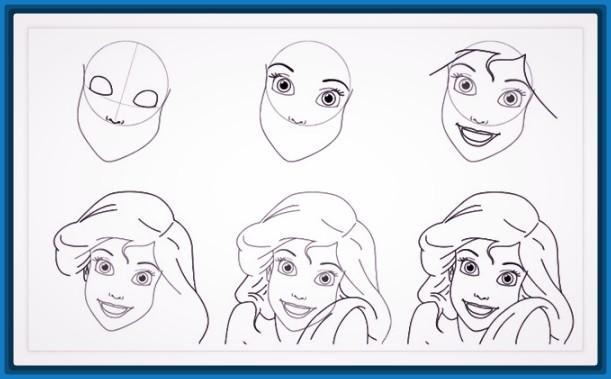 Aprender A Dibujar Caricaturas Paso A Paso Información Imágenes