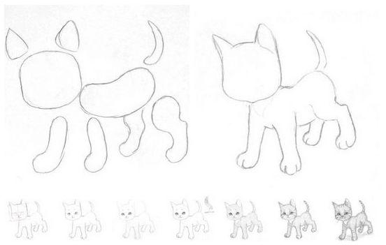 Dibujar Animales A Lapiz Paso A Paso Información Imágenes
