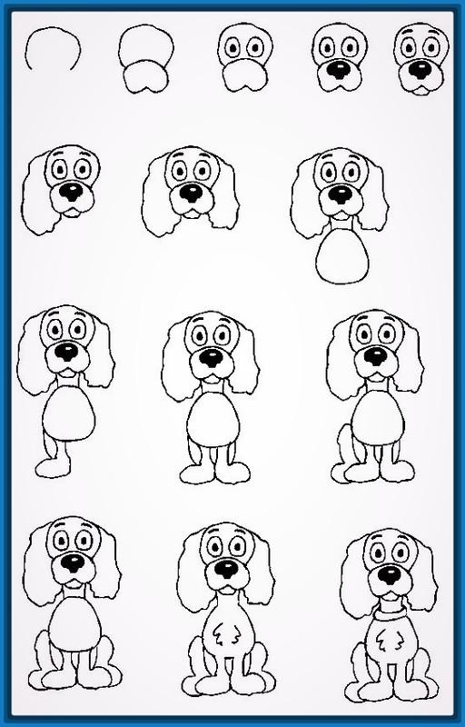 dibujos-a-lapiz-paso-a-paso-faciles-para-niños | Información imágenes