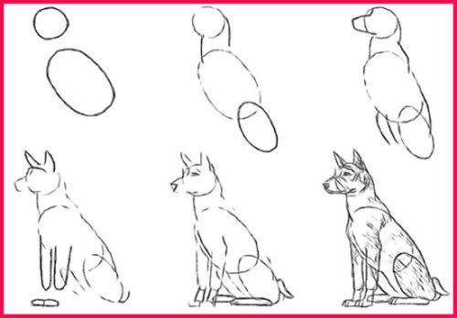 Dibujos A Lápiz Fáciles Información Imágenes