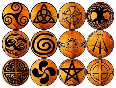 Símbolos Celtas Imágenes Y Su Significado Información Imágenes
