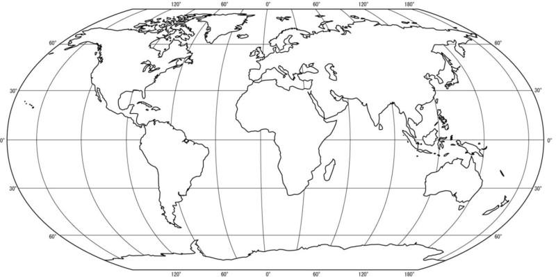 mapamundi para imprimir para ni u00f1os