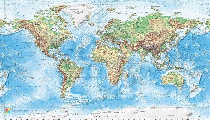 atlas del mundo para niños pdf