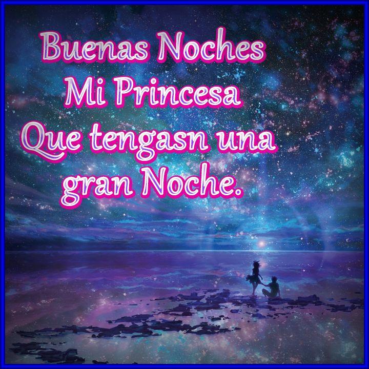 buenas-noches-princesa-frases | Información imágenes