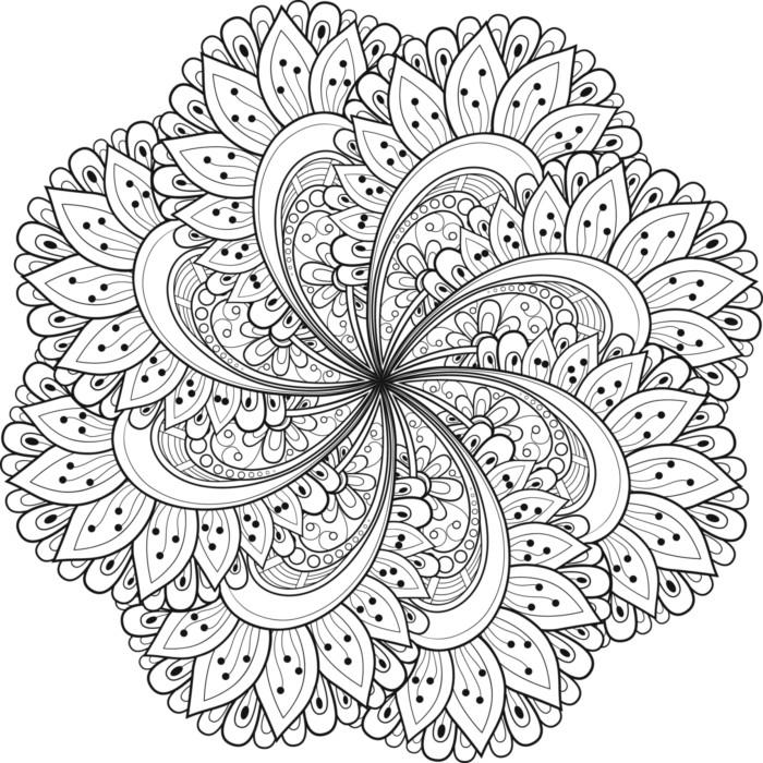 Hacer Mandalas Colorearmandalas Para Colorear Dibujos Impri On