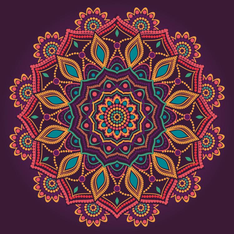 Mandala Color 18 Información Imágenes