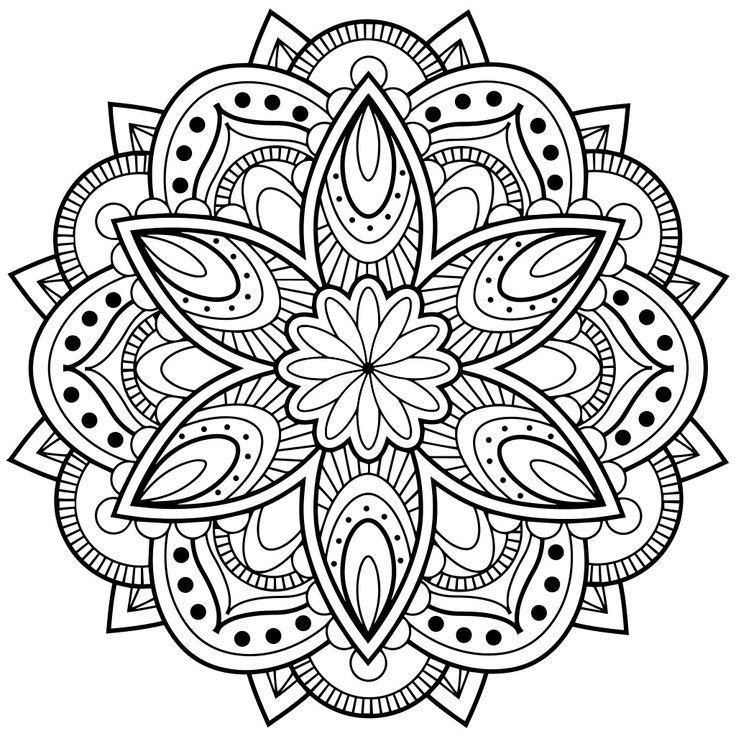 Mandalas Imágenes De Mandalas Para Colorear Hacer Significados