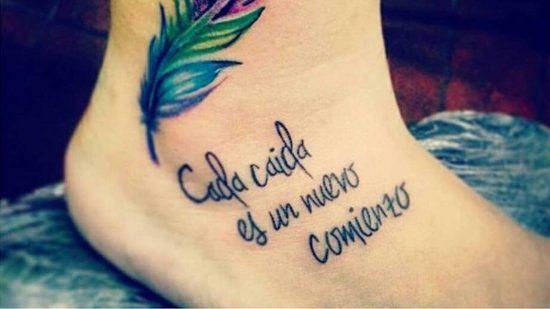 Frases Para Tatuajes Las Mejores Ideas Para Mujeres Y Hombres - Frases-para-tatuar