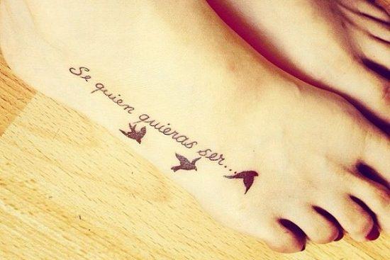 Frases Para Tatuajes Las Mejores Ideas Para Mujeres Y