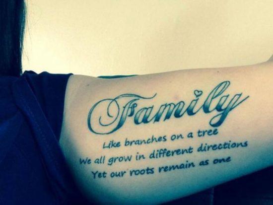 Frases Para Tatuajes Las Mejores Ideas Para Mujeres Y Hombres