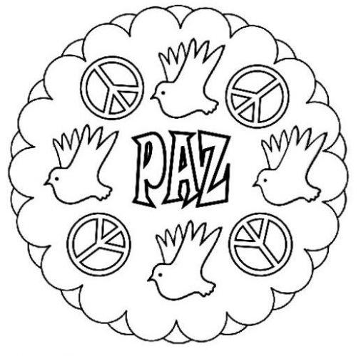 Results for Dibujo De La Paz Mundial Para Colorear