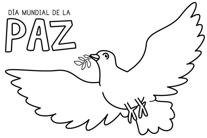 Imágenes Para El Día De La Paz Frases De Amor Respeto Y Libertad