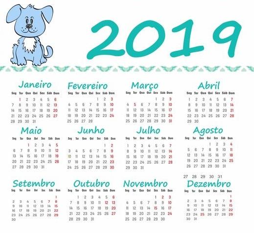 Calendario 2019 Disney Para Imprimir.Calendarios 2019 Para Ninos Para Descargar E Imprimir