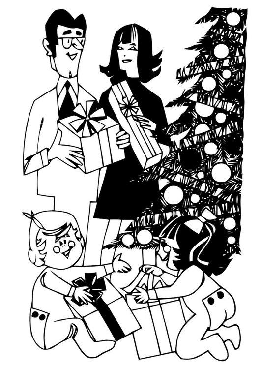 Mejores Dibujos Para Colorear De Navidad 50 Imágenes