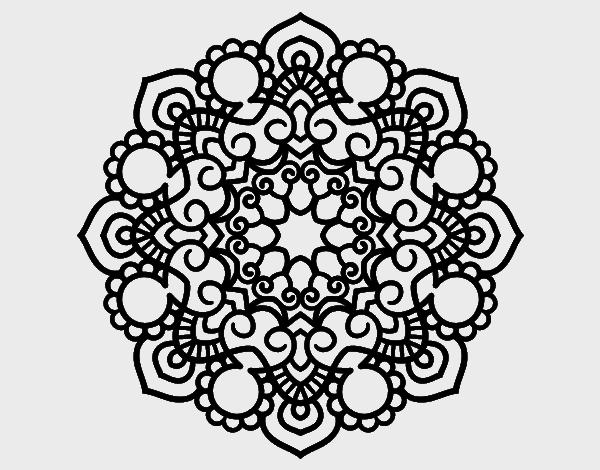 Mejores Dibujos De Mandalas Para Imprimir Y Colorear (+50