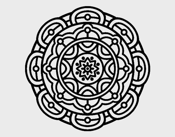 Dibujos Para Imprimir Y Colorear Mandalas: Mejores Dibujos De Mandalas Para Imprimir Y Colorear (+50