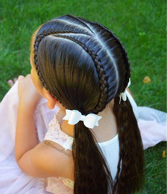 Bonito y cómodo peinados para niña Colección De Consejos De Color De Pelo - 45 Increíbles imágenes de Peinados para niñas ...